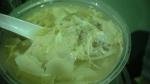 腐竹薏米糖水